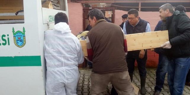 Bursa'daki baltalı cinayetten şikayetçi olmadı