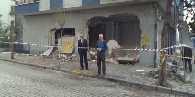 Bombalı saldırının izleri gün ağarınca ortaya çıktı