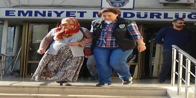 Bursa'da anne ve iki oğlu uyuşturucudan tutuklandı