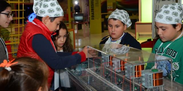 Bursa'da 'Bu işte bilim var'