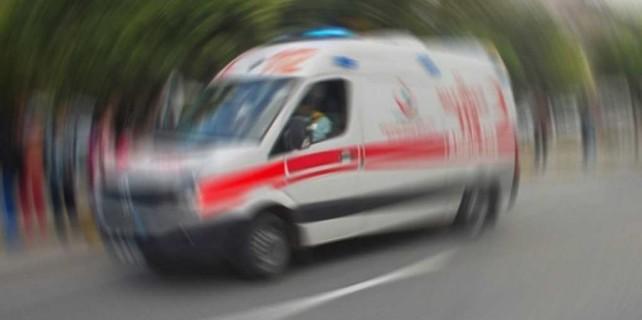 Bursa'da kazazedeler hastanede kavgaya tutuştu