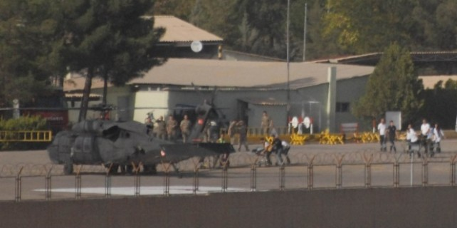 Diyarbakır'dan acı haber: 1 şehit 6 yaralı