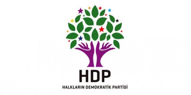 HDP ve DBP'li yöneticilere polis baskını
