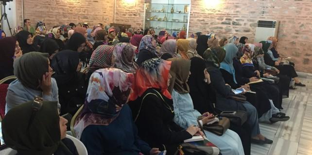 Bursa'da o seminere yoğun ilgi