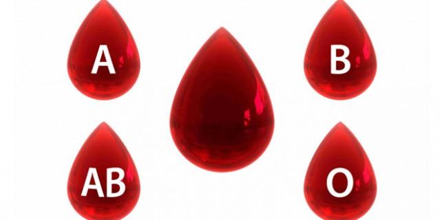 Kan gruplarının karşılıklarını biliyor musunuz?