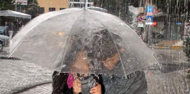 Bursa'da hava durumu...