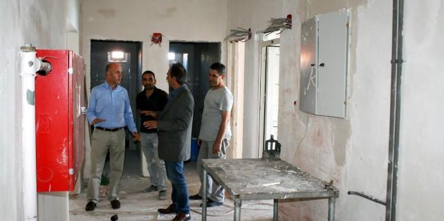 Mudanya Devlet Hastanesi tepeden tırnağa yenileniyor