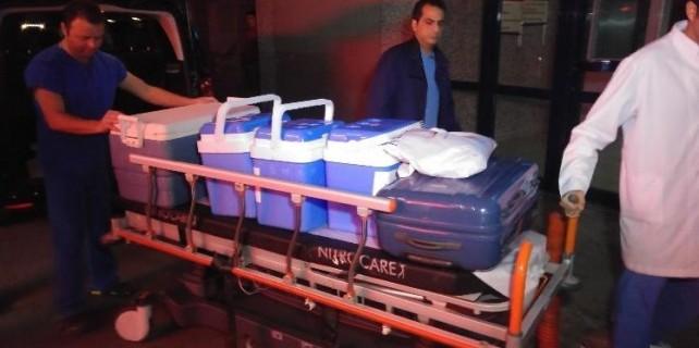 Bursa'da organları 6 hastaya umut oldu