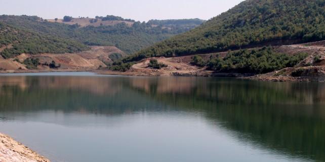 Bursa'nın göletleri sulu tarımı arttırıyor