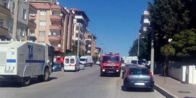 Gaziantep'te hücre evinde patlama: 3 şehit, 7 yaralı