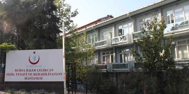 Bursa'da devredilen o hastane şifa dağıtıyor...