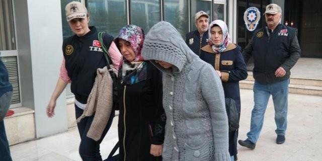 Bursa'da 19 kadın adliyeye sevk edildi