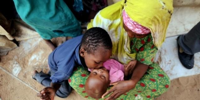 963 milyon kişi açlıkla mücadele ediyor