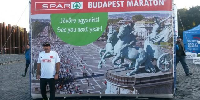 Bursalı işadamı Budapeşte'de BTSO'yu temsil etti