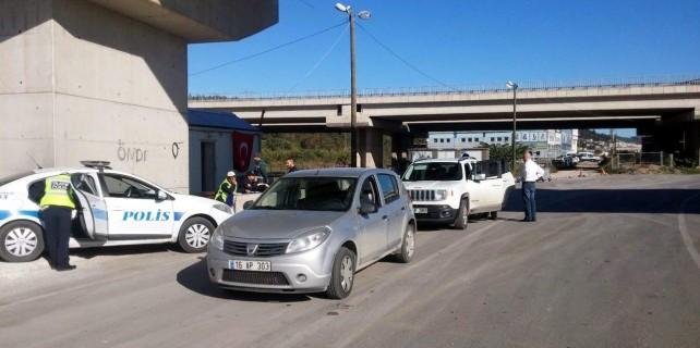 Bursa polisi şehri ablukaya aldı