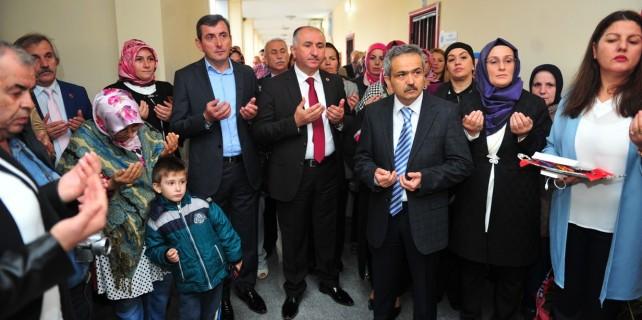 Bursa'da 15 Temmuz Demokrasi ve Kadın Derneği açıldı