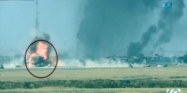 İşte 70 Irak askerinin öldüğü saldırı