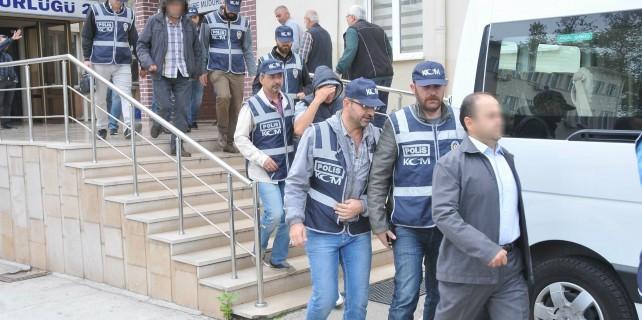 Bursa'da FETÖ tezgahı çökertildi...