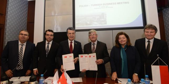 BTSO ve Polonya Ticaret Odası'ndan işbirliği