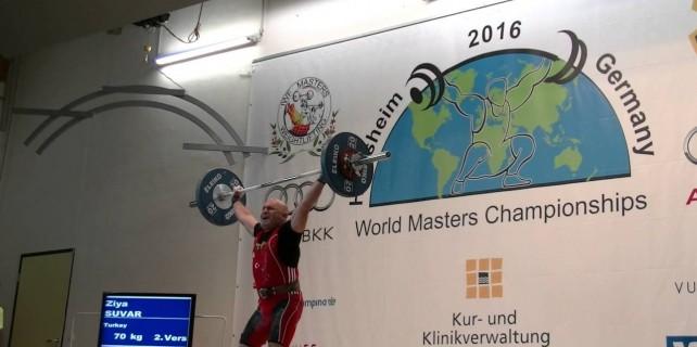 Bursa'nın gururu...Dünya Halter Şampiyonası'nda 4. oldu