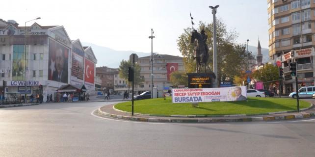 15 Temmuz Demokrasi Meydanı Erdoğan'ı bekliyor...