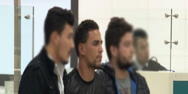 Havaalanında DAEŞ'li yolcu paniği