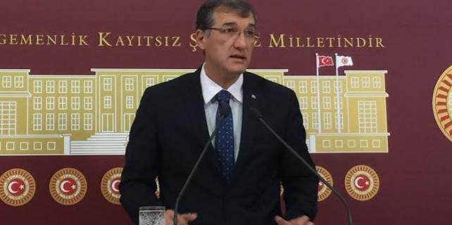 CHP Bursa Milletvekili Dr. Ceyhun İrgil: