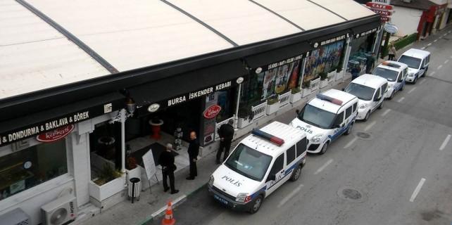 Mudanya'daki o kafe tahliye ediliyor