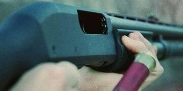 Bursa'da dehşet! Av tüfeğiyle kendini vurdu