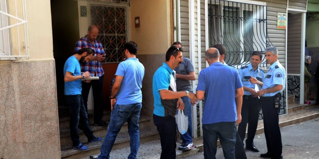 Bursa'da kan donduran olay... Öldürdüm ambulans çağırın