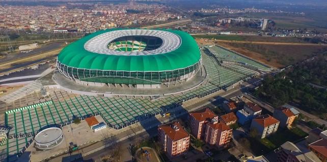 Katarlı ve Suudi işadamları Timsah Arena için geliyor