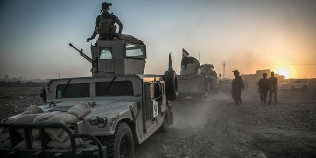 Flaş gelişme! Irak Ordusu Musul'a girdi
