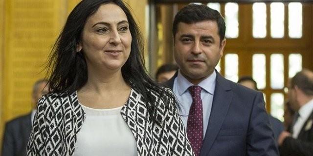 HDP'li vekiller gözaltında