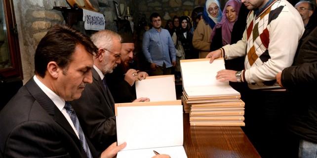 Osmangazi Belediyesi Türk edebiyatına yeni bir eser kazandırdı