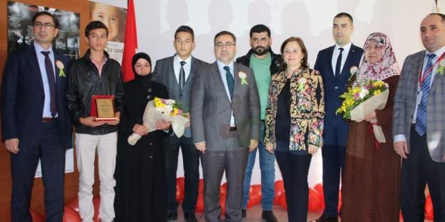 Bursa'da anlamlı buluşma