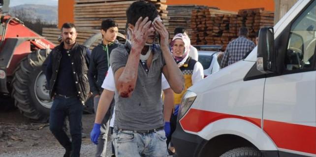 Bursa'da inanılmaz kurtuluş