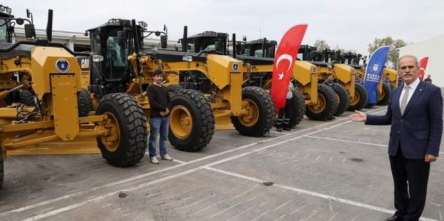 Bursa'da kışa hazırlık...