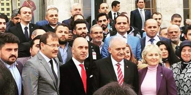 Bursa heyeti Başbakan'la görüştü