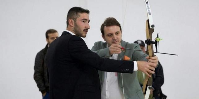 Bursa'da okçuluk gelişiyor