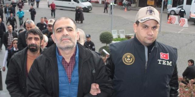 15 kişi tutuklandı...HDPli başkanlar da adliyede