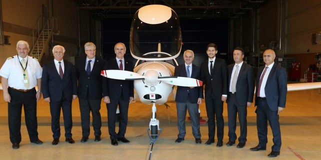 Bursalı Aquila Türkiye'de öncü olacak