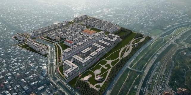 Bursa'nın en prestijli projesi uluslararası arenada
