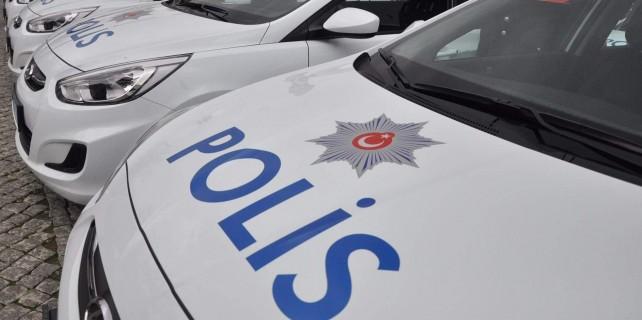 Bursa'da 66 polise şok...
