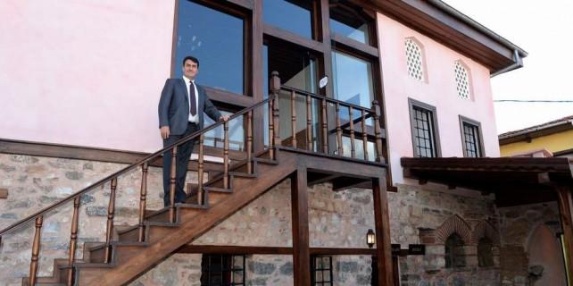 Bursa'ya Somuncu Baba Ödülü