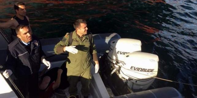 Kayıp balıkçı yasa boğdu