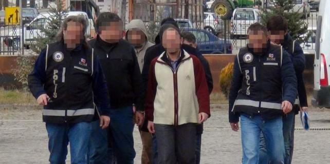 Bursa'da bylock operasyonu