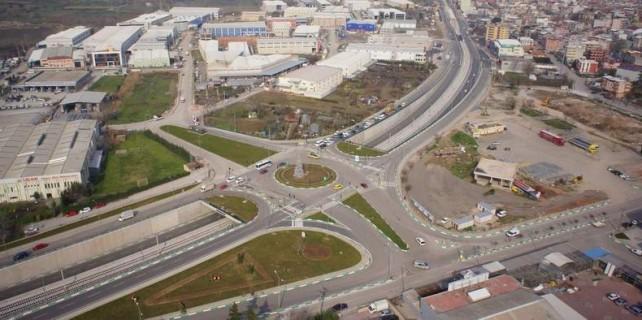 Bursa'da o kavşak kapatılıyor