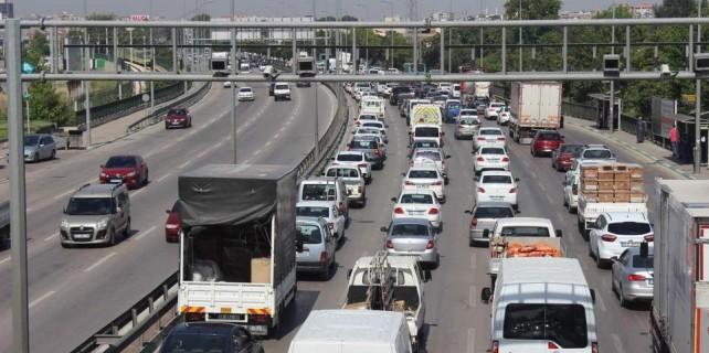 Bursa'da trafik çilesi bu yöntemle çözülecek...