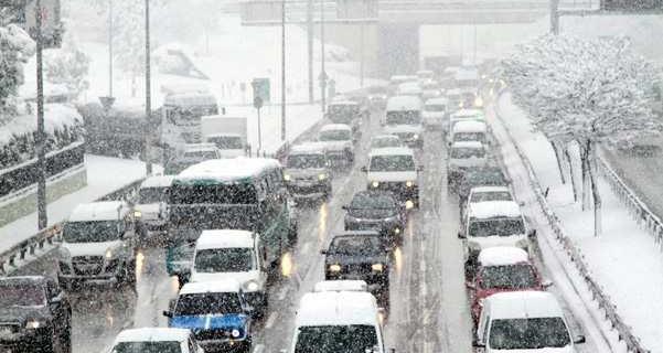 Büyükşehir'den kar açıklaması