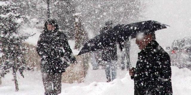 Bakanlık kış uyarısı